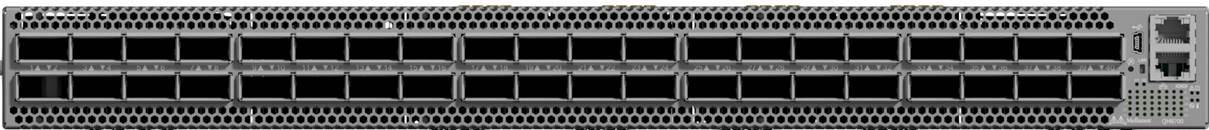 Коммутатор 200Gb Mellanox серии QM8700