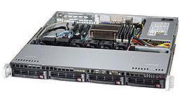 "Платформа Supermicro 1U под 3,5"" HDD"