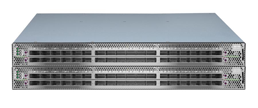 Коммутатор Infiniband SB7700 серии Mellanox