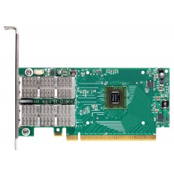Адаптер Mellanox InfiniBand MCB194A-FCAT Connect-IB, 2 port QSFP, FDR 56Gb/s, PCIe x16 3.0