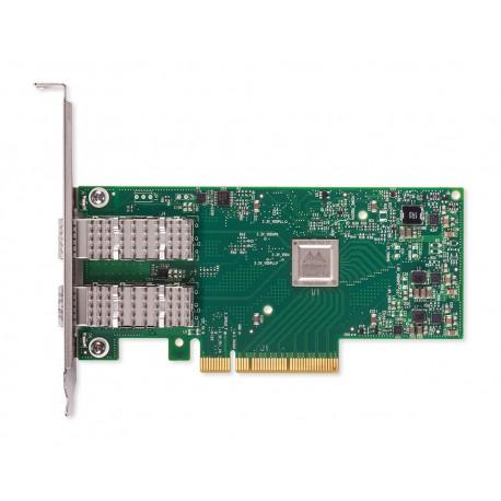 Адаптер Mellanox Ethernet MCX4121A-XCAT ConnectX-4 EN, 2 port SFP+, 10GbE, PCIe x8 3.0