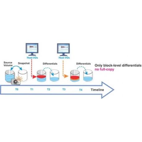 Лицензия SOFT-DRSDS-0010 EonStor DS Advanced Local Replication License (Snapshot and Volume Copy/Mirror)