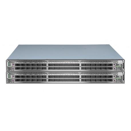 Коммутатор Mellanox EDR MSB7700-EB2F, 36 QSFP28 ports