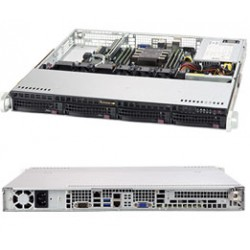 Сервер SMB-Sr 1U 1CPU S9-104106 (1x Intel Scalable)