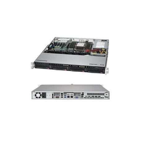 Сервер SMB-Sr 1U 1CPU S9-104108 (1x Intel Scalable)