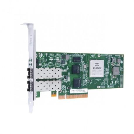 Адаптер Qlogic QLE2562-CK 8Gb Dual Port