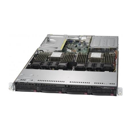 Сервер 1U 2x Intel Scalable Supermicro 6019U-TRTP