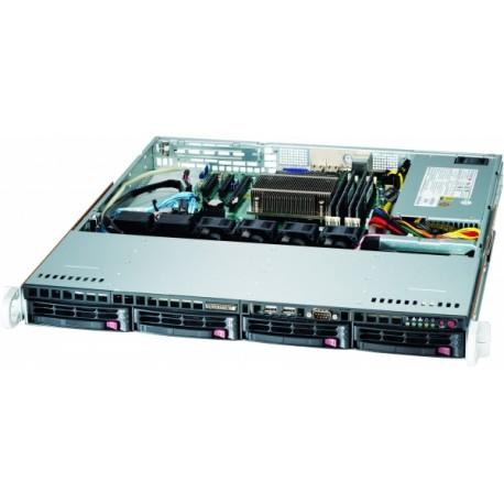 Сервер SMB-Sr 1U 1CPU