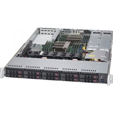 Сервер SMB-Sr 1U 2CPU E54-110216RS